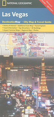 Las Vegas By National Geographic Maps (EDT)